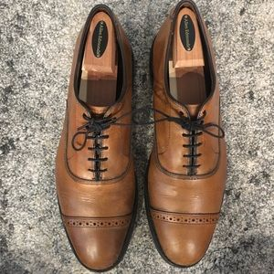 Allen Edmonds 5th Ave Cap Toe Oxford